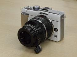 数码照相机系统OM适配器